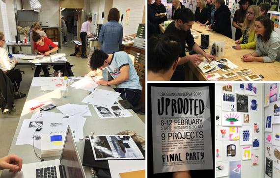 Studio Renate Boere Blog Archief Workshop Uprooted Academie
